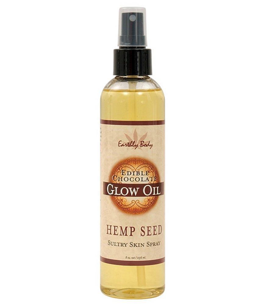 Earthly Body Chocolate Glow Oil