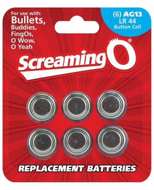 Screaming O AG13 Batteries