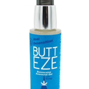 Butt Eze Desensitizing Lubricant w/Hemp Seed Oil
