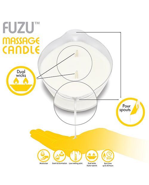Fuzu Massage Candle