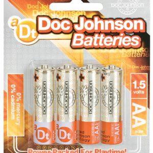Doc Johnson Batteries