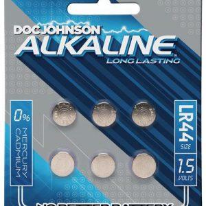 Doc Johnson Alkaline Batteries LR44