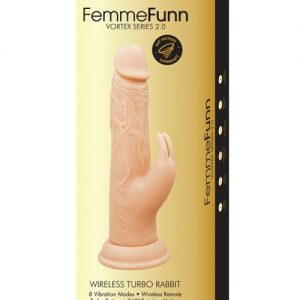 Femme Funn Wireless Turbo Rabbit 2.0