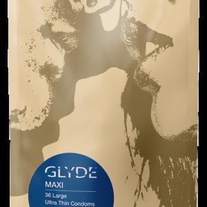 GLYDE Maxi 36 Condoms