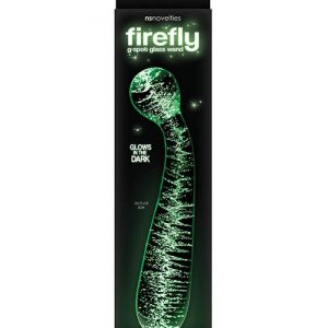 Firefly Glass G Spot Glow Wand