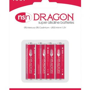 Dragon Alkaline Batteries