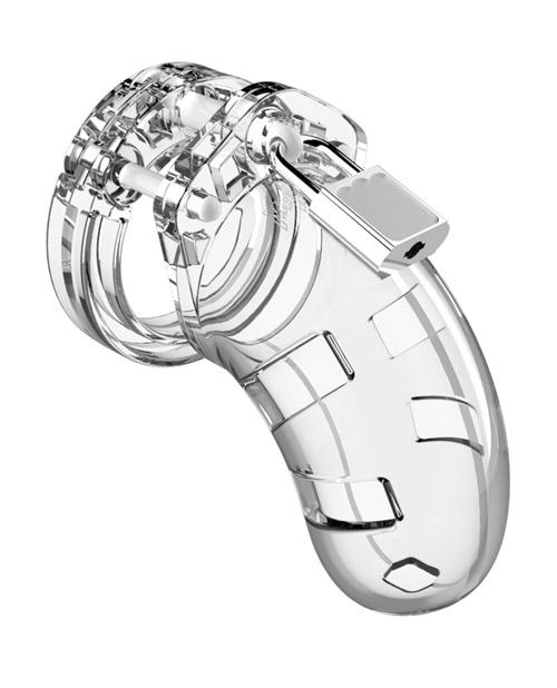 Shots Man Cage Chastity Cock Cage Model 1