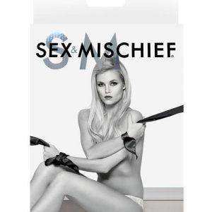 Sex & Mischief Silky Sash Restraints