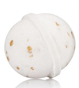 CBD Honey & Oat Milk Bath Bomb