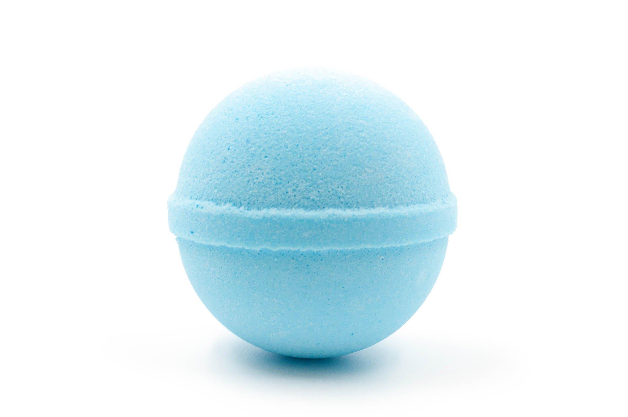CBD Peppermint Bath Bomb